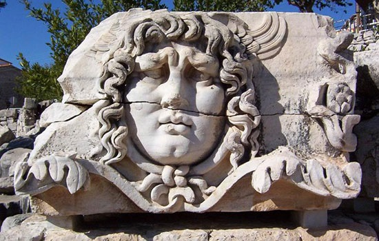 Турецкий город Дидим - родина Медузы Горгоны
