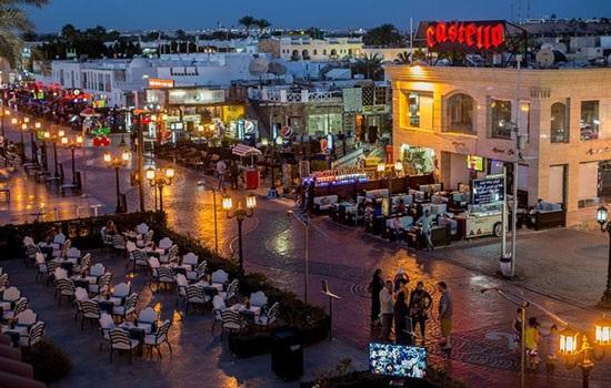 Курорты Египта начали превращаться призрачные города без иностранных туристов