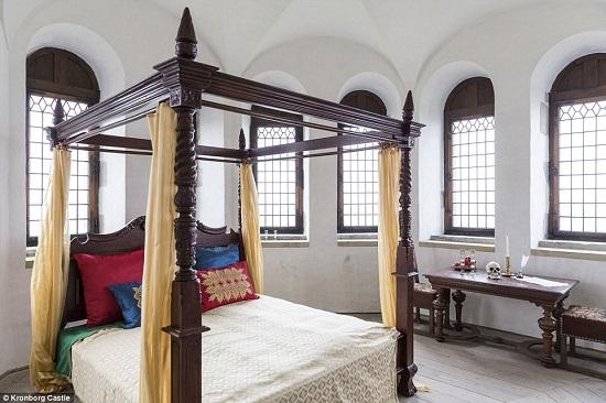 К 400-летию Уильяма Шекспира открыт замок Эльсинор – дом Гамлета