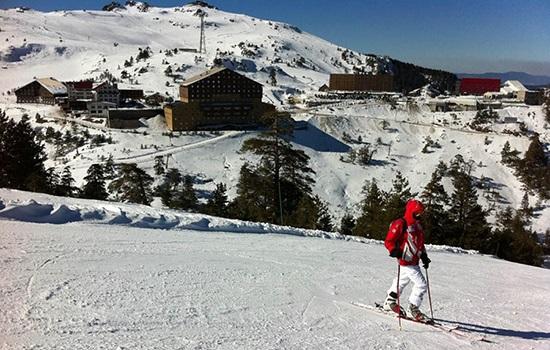 Турецкий курорт на горе – Карталкая