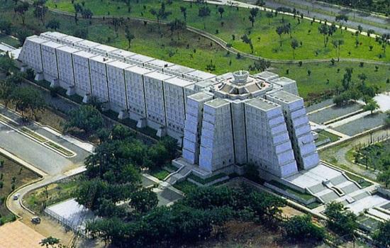 Маяк Колумба в Доминикане - музей в честь великого путешественника