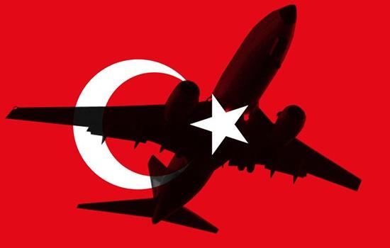 Несколько русских авиаперевозчиков попросили разрешение на чартерные рейсы в главные курорты Турции