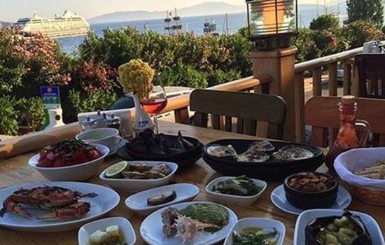 Топ 5 рыбных ресторанов Турции