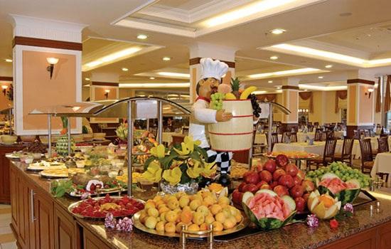 Разновидности режимов питания в турецких гостиницах