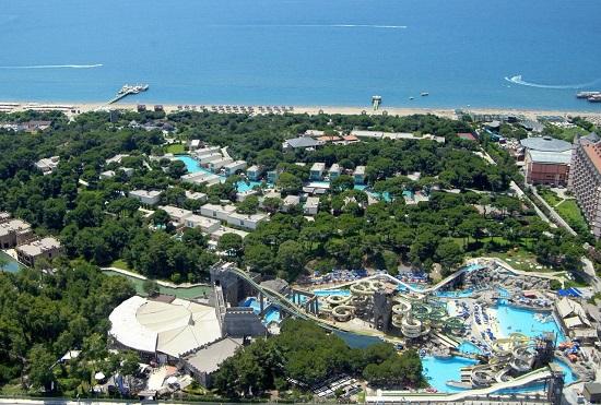 Белек - солнечные пляжи Турции