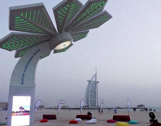 В Дубае появятся «умные» пляжи