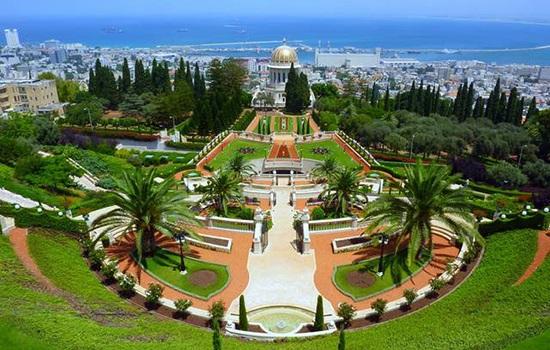 Нескучные каникулы в Израиле