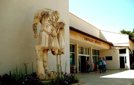 В Анталье начнут функционировать девять новых музеев