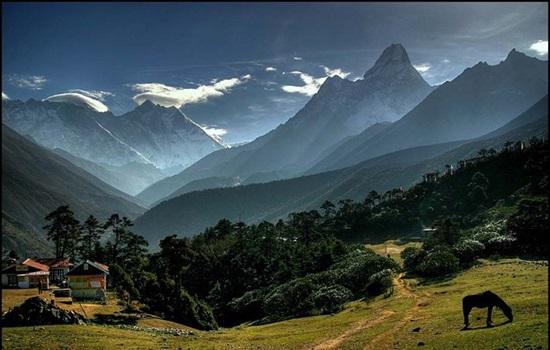 Непал - страна заснеженных вершин