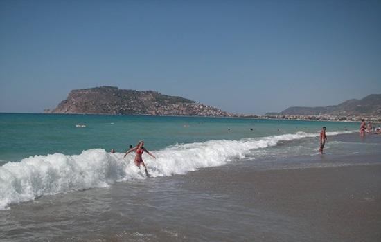 Турецкий курорт Обагол сегодня переживает туристский бум