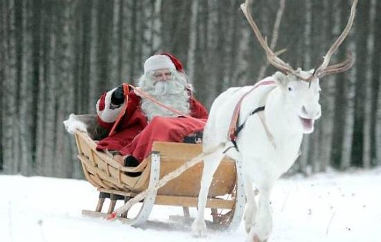 Неужели родина Санта Клауса - это Турция?!