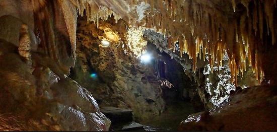 Пещера Зейтин Таш в Белеке - потрясающее зрелище