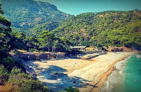 Кабак — бухта тишины в Турции
