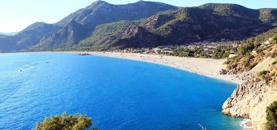Лучшие песчаные пляжи Бодрума