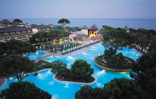 Наиболее молодой курорт Турции - это Белек