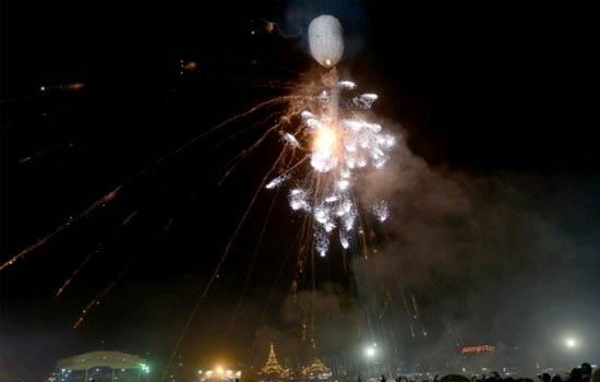 Самый грандиозный и опасный фестиваль воздушных шаров в мире