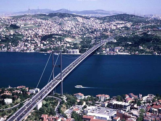 Стамбул. Город в Европе или Азии?