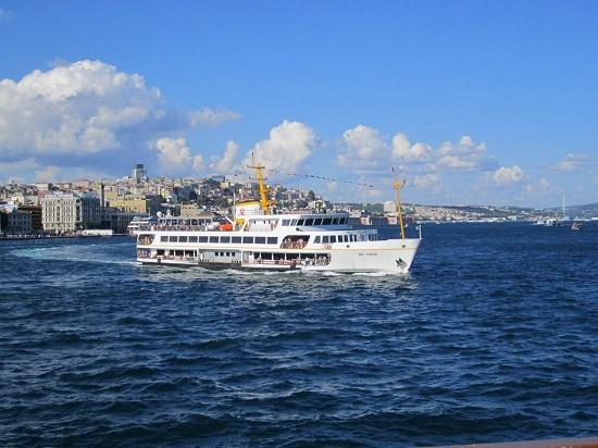 Босфор и морские прогулки