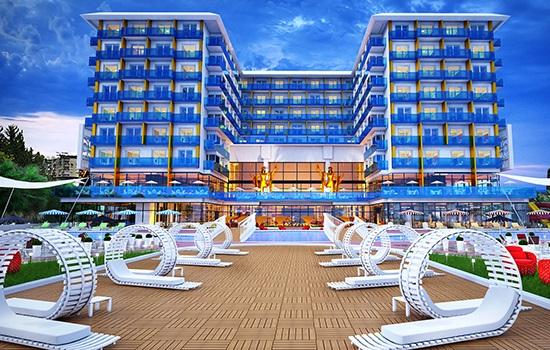 Как самому зарезервировать гостиницу в Турции?