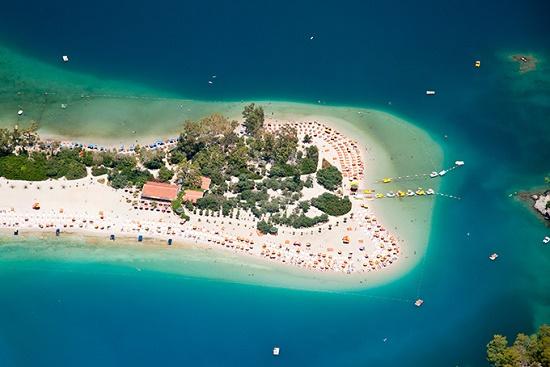 Семь лучших пляжей Турции