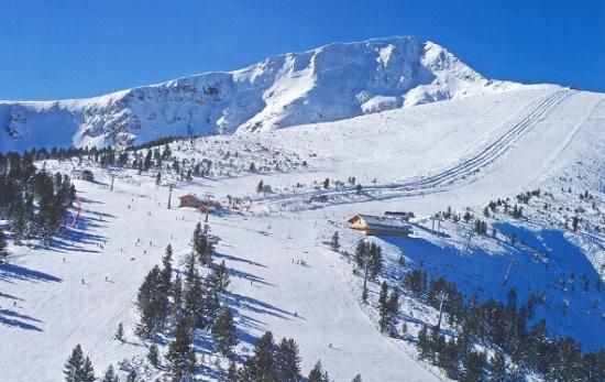 Отдых на горнолыжных курортах Болгарии.