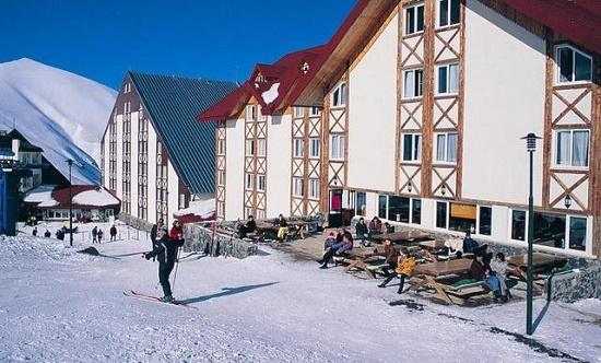 Паландокен – лыжный курорт по системе all Inclusive