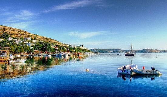 Турецкий пляж «Тюркбюкю» - самое лучшее место в Европе для отдыха