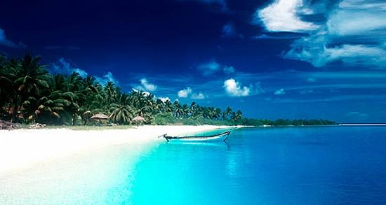 Пляжные курорты Индии