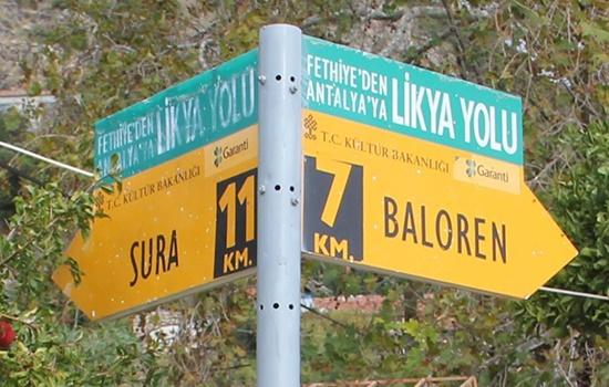 Прогулки по лучшим пешеходным маршрутам Турции для фантастических открытий