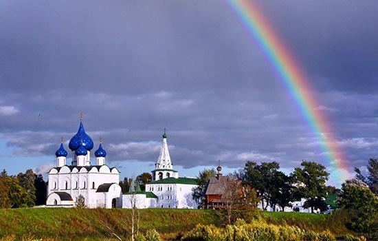 Суздаль — без сомнения, главный древний город Центральной России