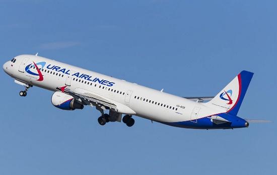 «Уральские авиалинии» выполнили первые рейсы из Москвы в турецкий Бодрум