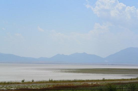 Горькое и соленое озеро Аджигёль – путешествие на луну в Турции