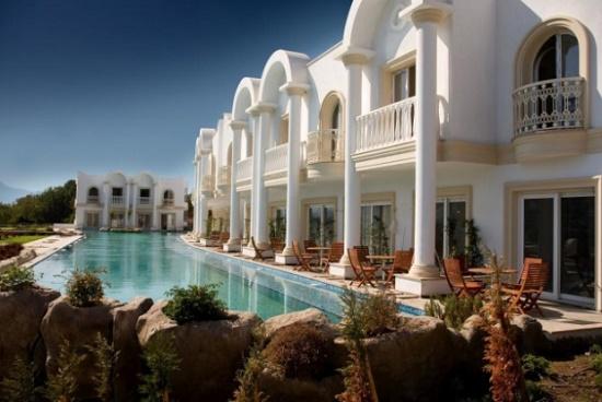 Неизведанный курорт Гюмюшлюк - идеальное место для отдыха