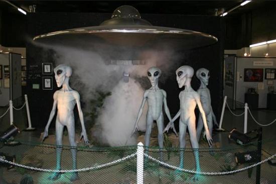 Международный музей НЛО - место доказательства существования других цивилизаций