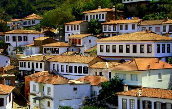 Шириндже - турецкая деревня, где вы можете чувствовать себя как дома