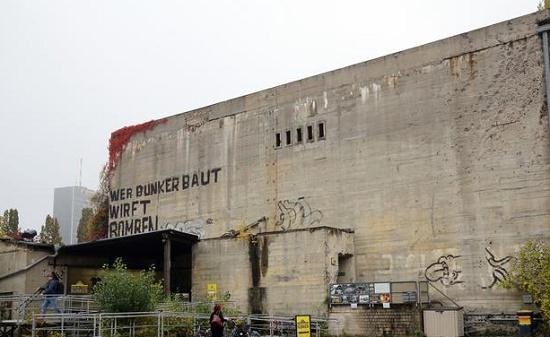 Личный музей вБерлине, невзирая нарезкую критику, презентовал копию бункера Гитлера
