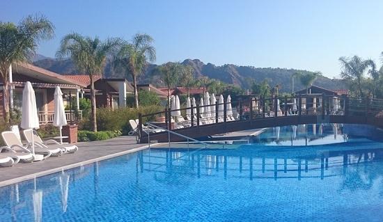 Маленький курорт Чирали - потрясающее место для отдыха