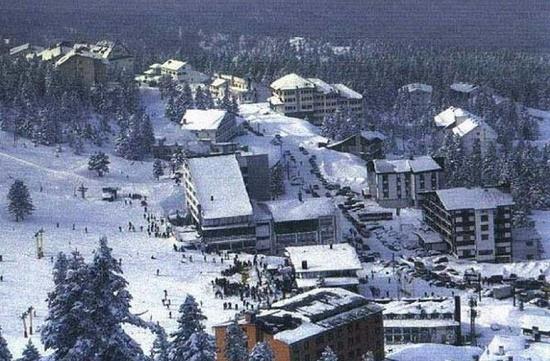 Горнолыжный курорт Эрджиес - зимняя сказка на склонах одноименной горы