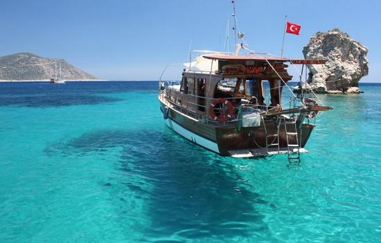 Курорт Калкан - Турция, которая вам не известна