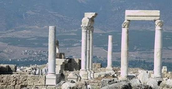 Лаодикия - древнейший город-курорт в окрестностях Памукалле