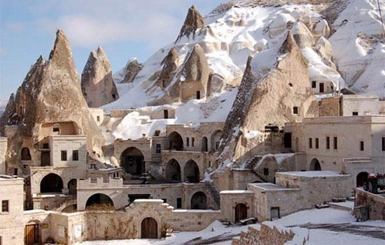 8 самых красивых городов в Турции