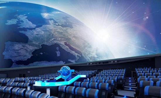В Санкт-Петербурге будет построен самый большой  планетарий на планете