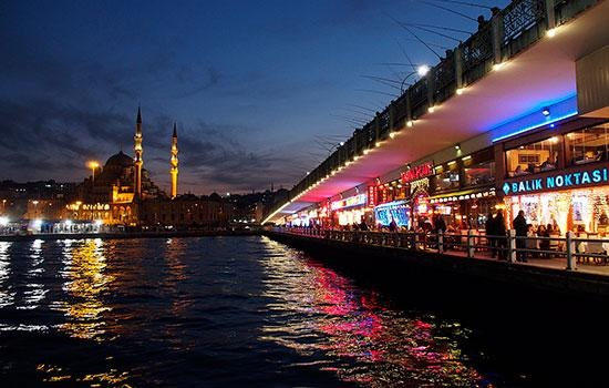 Рождество в Стамбуле, почему бы и нет