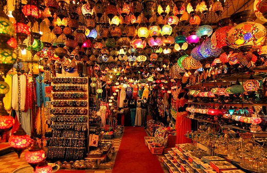 Знаменитый Гранд Базар в Турции будет открыт только один день в неделю