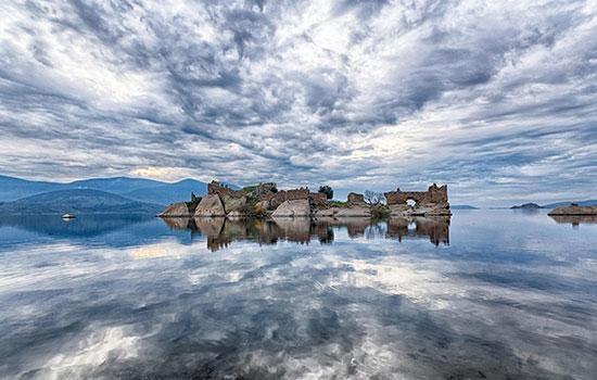 Великолепные озера Турции: с Востока на Запад