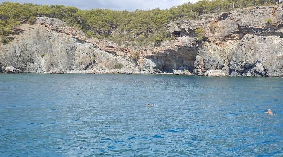 Удивительная Райская бухта в Чамьюва - любимое место туристов