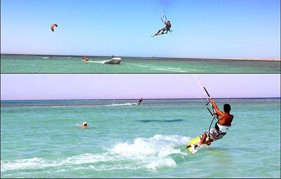 Экстремальный отдых в Египте для активных туристов