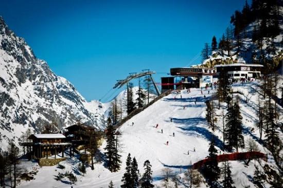 Италийский Курмайор официально открывает зимний сезон