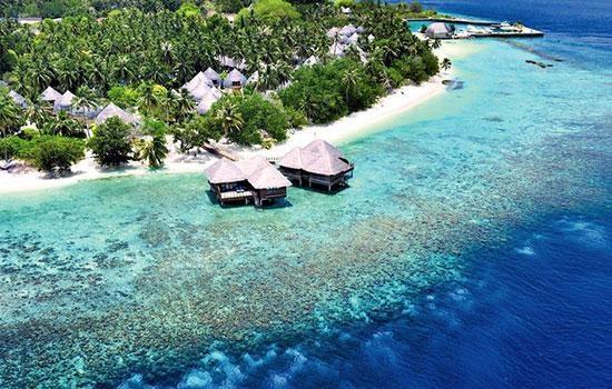 Оптимальный сезон отдыха на Мальдивах совпадает с новогодними праздниками