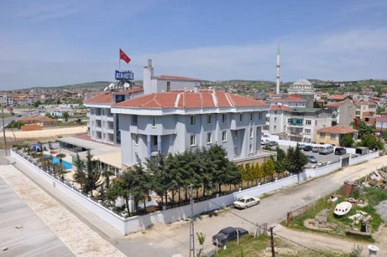 Курорт Кумбургаз - самый бюджетный отдых в Турции